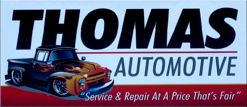 Thomas Automotive Torrington Logo